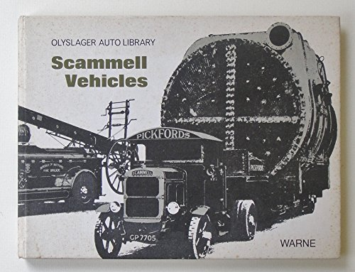Scammell Vehicles (Olyslager Auto Library)