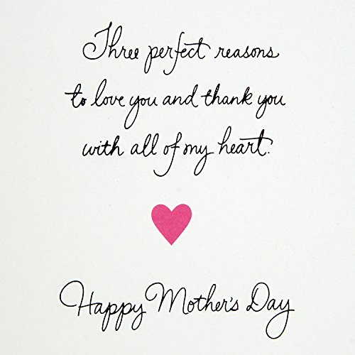 Hallmark Mother's Day Greeting Card for Wife (With All My Heart) Photo #5