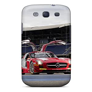 New Style MtWilliams Hard Case Cover For Galaxy S3- Sls Amg Gt3