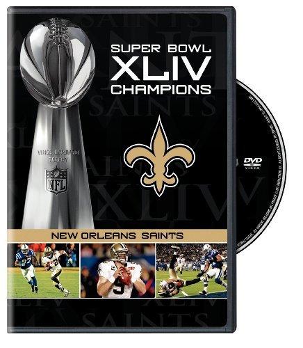 NFL Super Bowl XLIV: New Orleans Saints Champions by NFL