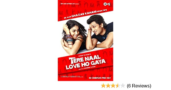 Tere Naal Love Ho Gaya movie hindi dubbed download free