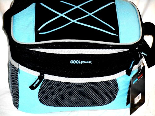 Collapsible Insulated Cooler Shoulder Pockets product image
