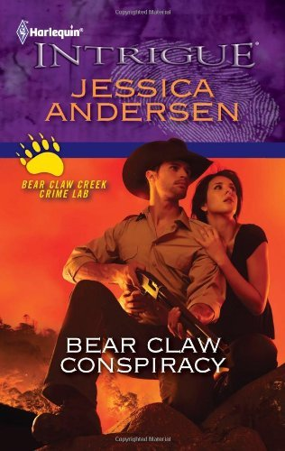 book cover of Bear Claw Conspiracy