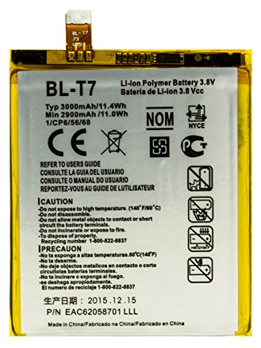 (Bastex Replacement Battery for LG G2 VS980 with Tools)