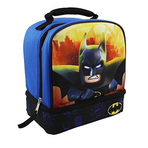 Lego Batman Drop Bottom Lunch Kit