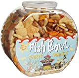 Fish Bowl Party Snack, 22.5-Ounce Fish Bowls (Pack of 2)