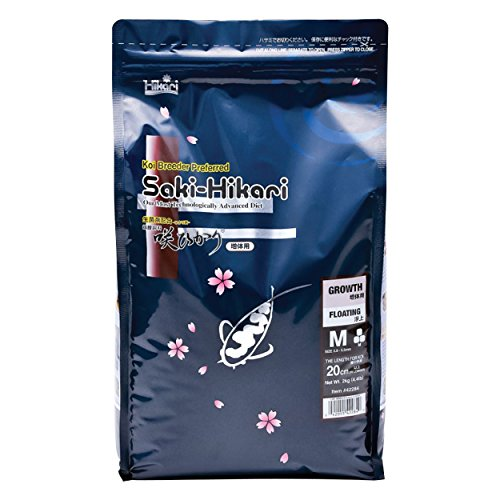 Hikari 330349 Saki Growth Medium Pellets, 17.6 oz