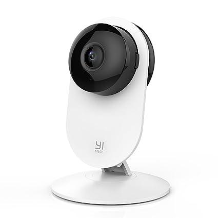 YI IP Cámara de Vigilancia WIFI 1080P 112°Full HD IP Cámara Seguridad Security Surveillance