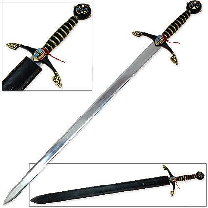 amazon com royal knightly european longsword replica stainless
