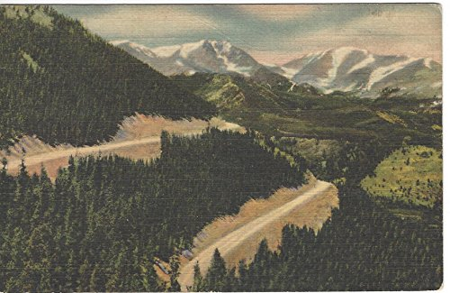 1930s-vintage-postcard-mt-ypsilon-and-mummy-range-estes-park-rocky-mountain-national-park-colorado