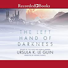 The Left Hand of Darkness Audiobook by Ursula K. Le Guin Narrated by George Guidall