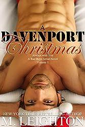 A Davenport Christmas: An Always With You Short Story (A Bad Boys Serial Novel Book 1)