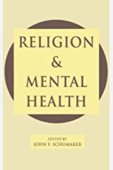 Religion and Mental Health Hardcover