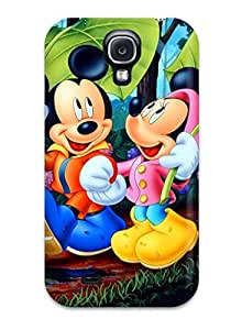 S4 Scratch-proof Protection Case Cover For Galaxy/ Hot Disney Phone Case