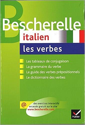 Amazon Fr Bescherelle Italien Les Verbes Luciano
