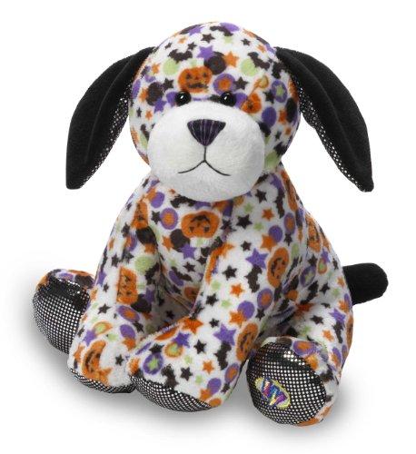Webkinz Spooky Puppy Plush]()