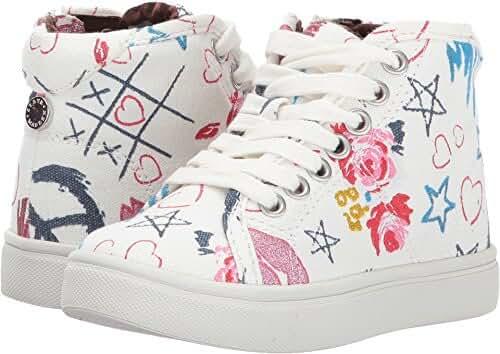 Steve Madden Kids' Tscribble Sneaker