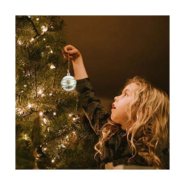 LessMo Palle di Natale2 (Verde) 2 spesavip