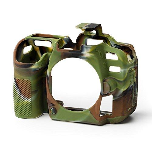 easyCover ECND7500C Secure Grip Camera Case Nikon D7500 camo, Camouflage (Case Camouflage Camera)