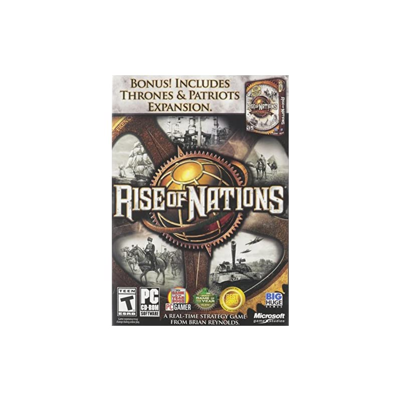 Rise of Nations + Rise of Nations: Thron