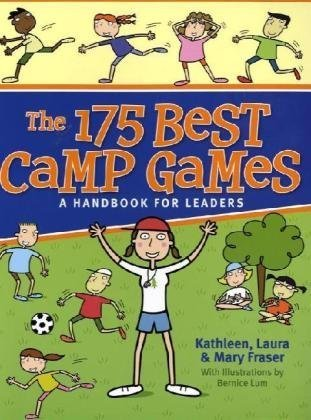 The 175 Best Camp Games: A Handbook for Leaders]()