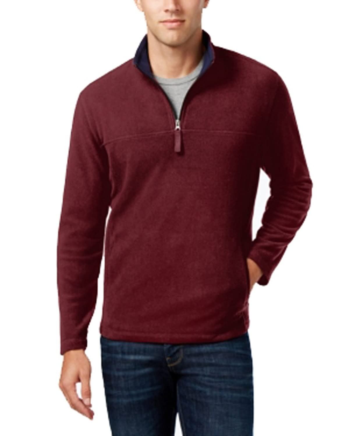 Cheap Club Room Mens Micro-Fleece Pullover Sweater for sale