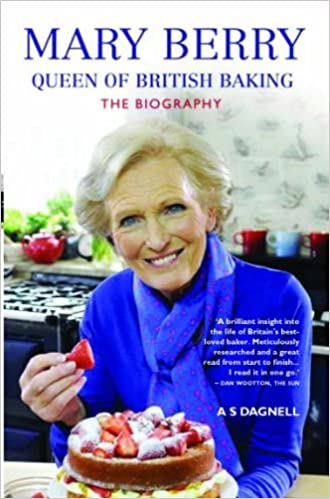 Book Mary Berry - Queen of British Baking: The Biography