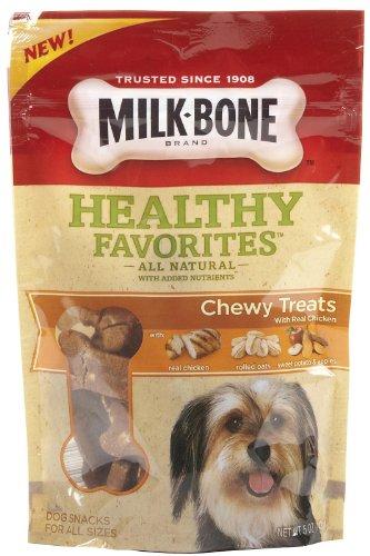 Milk-Bone Healthy Favorites Chewy Treat Chicken - 5 Oz