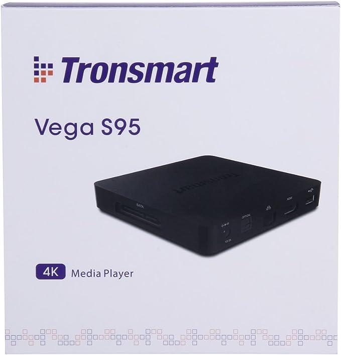 Tronsmart Vega S95 Telos - Smart TV Box, Android 5.1.1, XBMC ...
