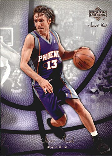 (2006-07 Sweet Shot #69 Steve Nash)