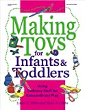 Making Toys for Infants and Toddlers, Linda G. Miller and Mary Jo Gibbs, 0876592493