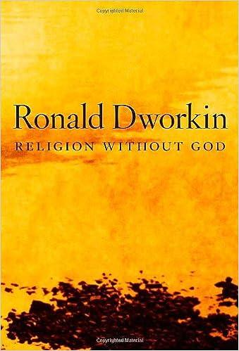 Amazon Fr Religion Without God Ronald Dworkin Livres
