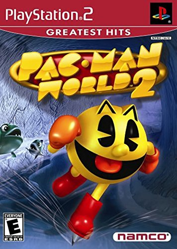 Pac Man World 2 - PlayStation 2 (Pacman World 2 Ps2)