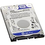 """Western Digital 500GB 2.5"""" Playstation 3/Playstation 4 Hard Drive (PS3 Fat, PS3 Slim, PS3 Super Slim, PS4) 2 Works with any PS3/PS4 Model Capacity: 500GB Not Necessarily Same Model as Pictured"""