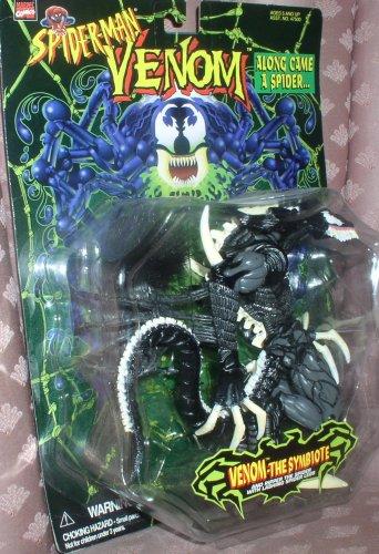 (Spider-Man Venom: Along Came a Spider... Venom - the Symbiote with Ripper the Spider)