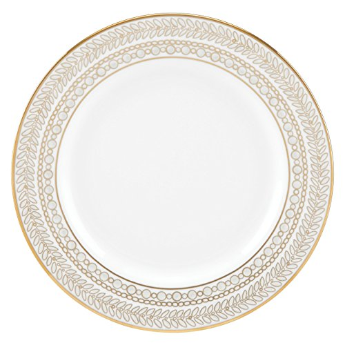 Lenox Marchesa Gilded Pearl Butter Plate, White -  33349