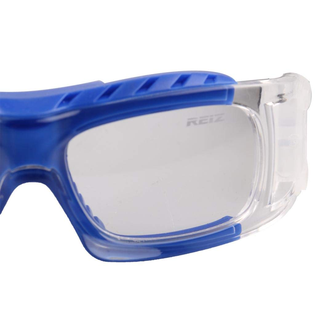 MagiDeal Sports Goggles Basketball Eyewear Outdoor Glasses With Adjustable Strap