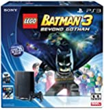 Lego Batman 3: Beyond Gotham + The Sly Collection PlayStation 3 500GB Bundle