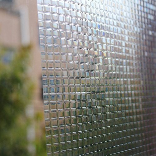 New Lifetree Vinyl Mini Mosaic Non Adhesive Frosted