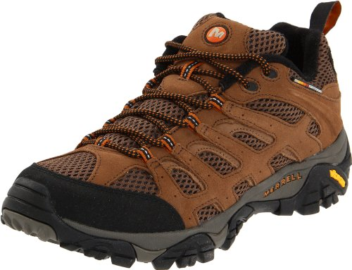 Merrell Moab Vent, Men's Hiking Shoes Brown (Earth)