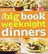 [BETTY CROCKER THE BIG BOOK OF WEEKNIGHT DINNERS] by (Author)Crocker, Betty on Mar-16-12