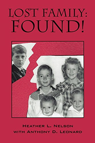Book: Lost Family - FOUND! by Heather L. Nelson