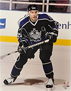Alexander Frolov Hand Signed Autographed 16x20 Photo Los Angeles Kings COA