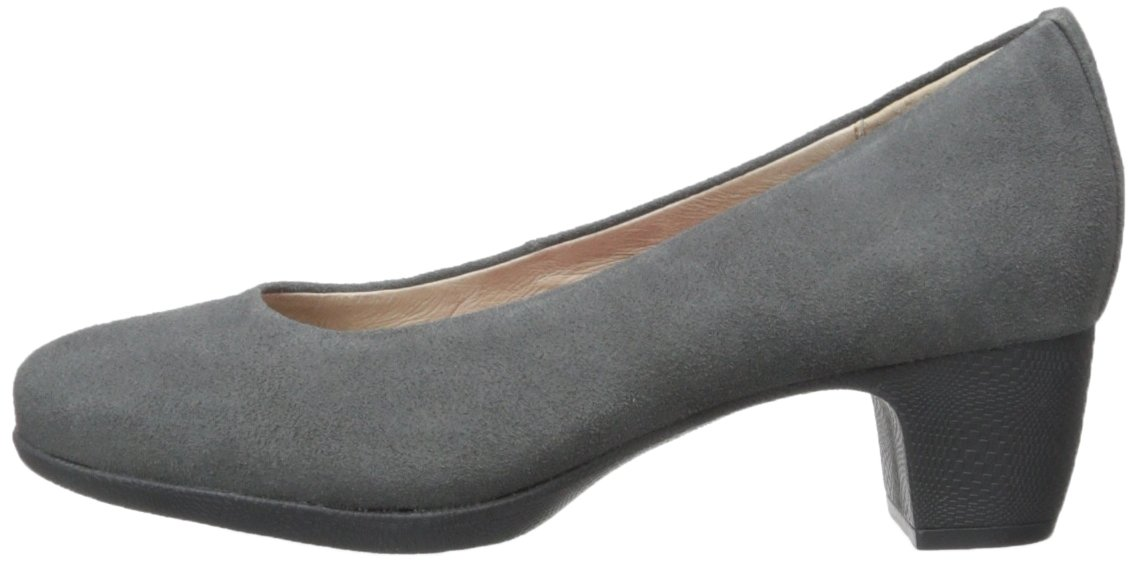 SoftWalk Women's Imperial Dress Pump B00S02XGJW 6.5 N US|Graphite Suede