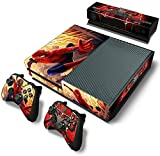 ModFreakz™ Console/Controller Vinyl Skin Set - Web Swinging Insect for Xbox One Original