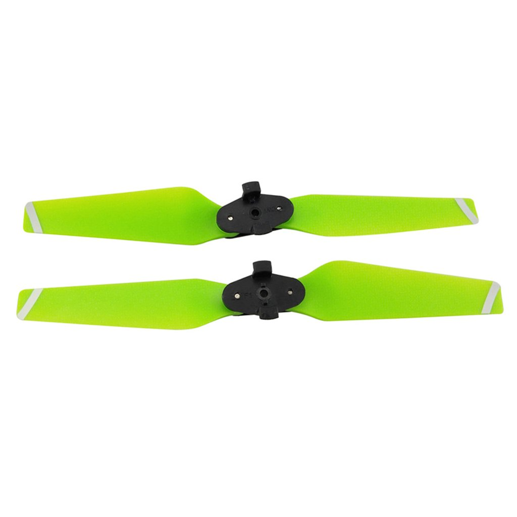 Monkeyjack 4730f Quick Release Folding Propeller Props Cw Ccw For Dji Spark Propellers Rc Drone Quadcopter Green 3058633