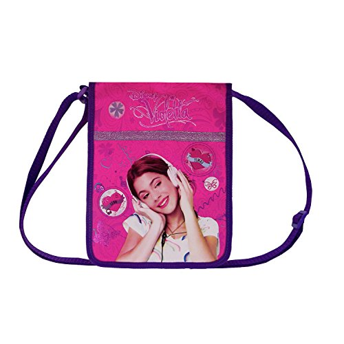 Disney - Violetta Disney. bandoliera
