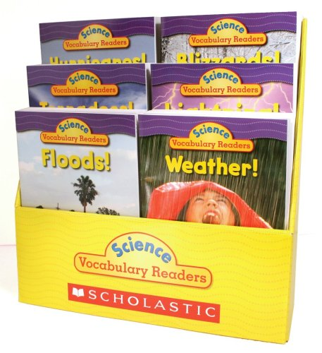 Amazon.com: Science Vocabulary Readers: Wild Weather: Exciting ...