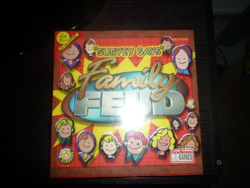 family feud board game 2nd edition - 6