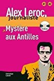 Mystere aux Antilles + CD (French Edition)